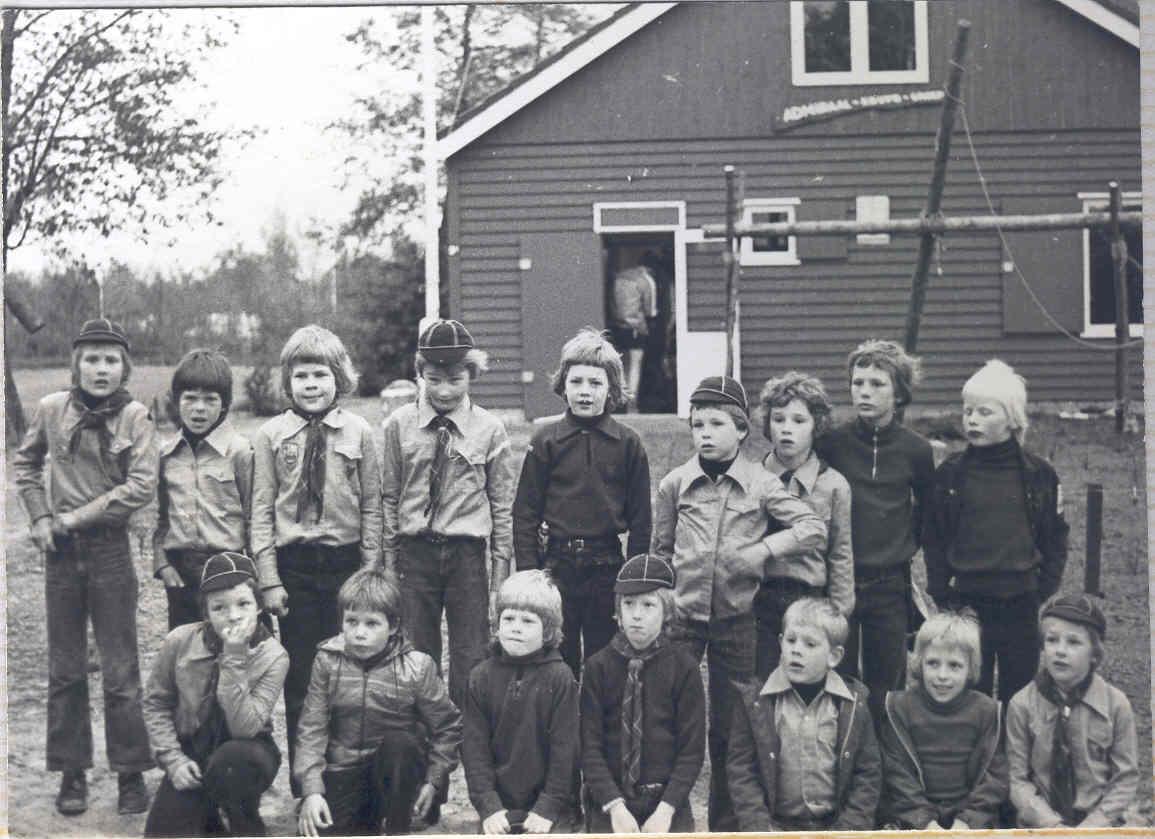 Scouting Vriezenveen Viert Haar 50ste Verjaardag Scouting Admiraal