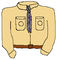 Uniform beige