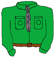Uniform groen