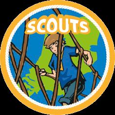Speltaklogo scouts