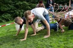 03-10-'15 Sponsorloop scouts/explorers