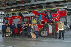 10-02-'18 Bezoek aan brandweer