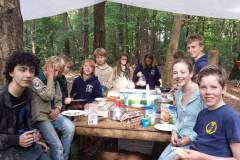 25-05-'15 Pinksterkamp Scouts