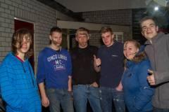 29-01-'16 Overvliegen Explorers naar Roverscouts