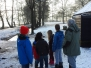 31-01-'15 Sporen zoeken in sneeuw